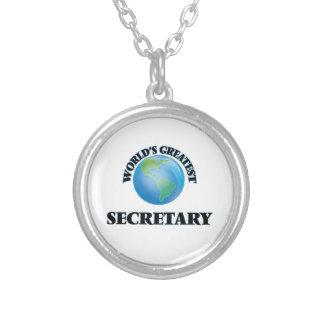 La secretaria más grande del mundo grimpolas