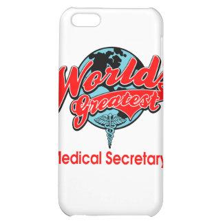 La secretaria médica más grande del mundo