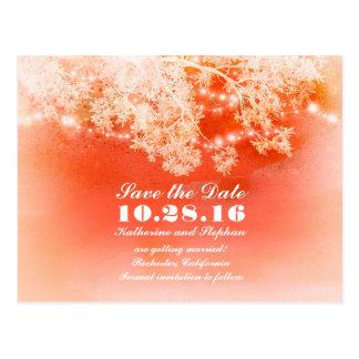 la secuencia coralina enciende reserva romántica postales