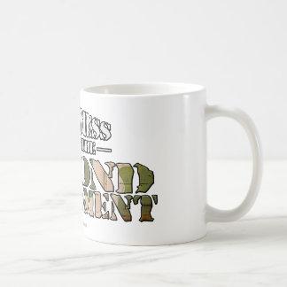 La segunda enmienda taza