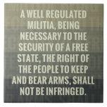 La segunda enmienda tejas