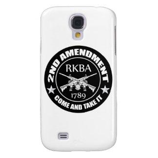 La segunda enmienda viene tomarle RKBA AR