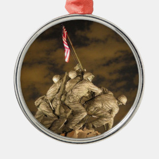 La Segunda Guerra Mundial Iwo Jima Arlington conme Ornatos