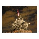 La Segunda Guerra Mundial Iwo Jima Arlington Postales