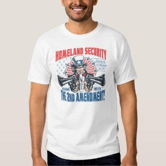 La seguridad de patria comienza con la 2da poleras