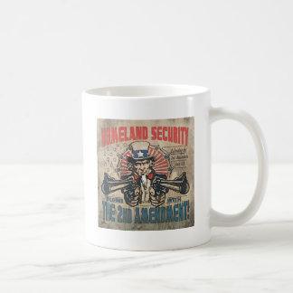 La seguridad de patria comienza con la segunda taza de café