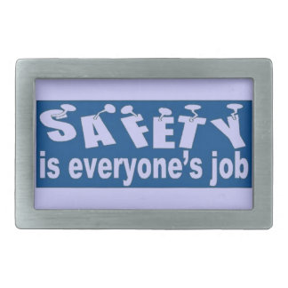 La seguridad es cada una hebilla del cinturón del hebillas de cinturón rectangulares