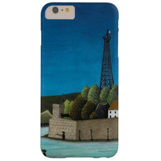 La Seine a Suresnes by Henri Rousseau, Vintage Art Barely There iPhone 6 Plus Case