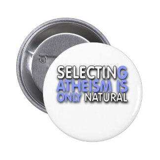 La selección del ateísmo es solamente natural pins