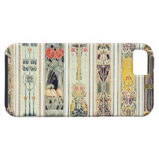 La selección del panel diseña, la placa IX de iPhone 5 Case-Mate Cárcasa