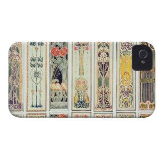 La selección del panel diseña, la placa IX de iPhone 4 Case-Mate Cárcasas