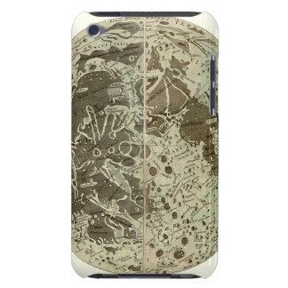 La selenografía o un mapa de Bowles de la luna - 1 Barely There iPod Cobertura