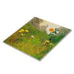 La selva - baldosa cerámica azulejos cerámicos