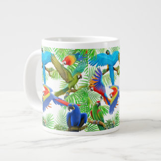 La selva del loro del Macaw Taza Grande