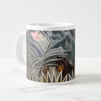 La selva ecuatorial taza grande