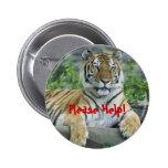 La selva Jewels los botones Pin