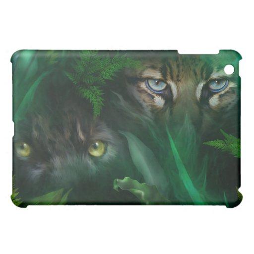 La selva observa - caso del arte de la pantera y d