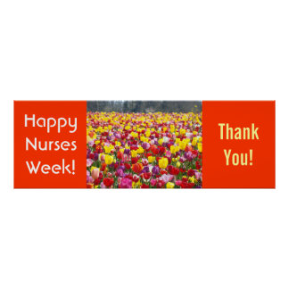 La semana del oficio de enfermera le agradece las