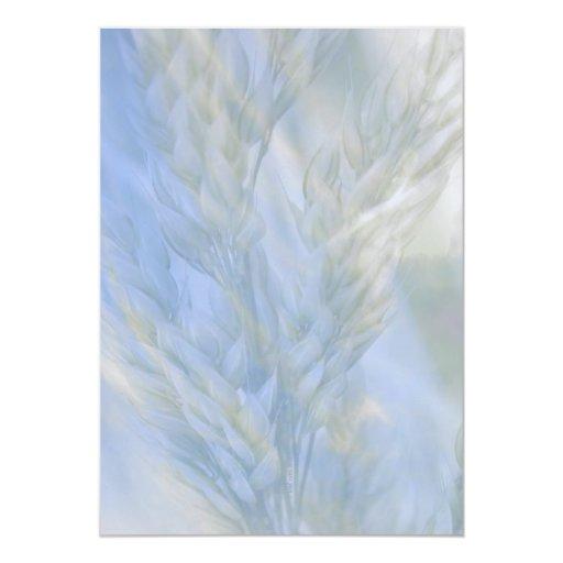 La semilla de la vida invitación 12,7 x 17,8 cm