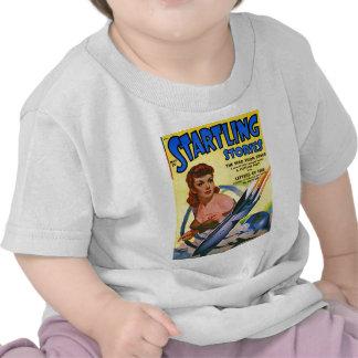 ¡La semilla del espacio! Camisetas
