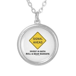 La señal a continuación (muestra) invierte ambos m grimpolas personalizadas