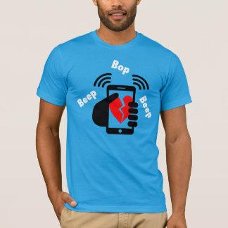 La señal sonora Bop la camiseta de los hombres de