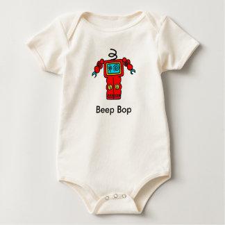 La señal sonora Bop robot sin cabeza Body Para Bebé