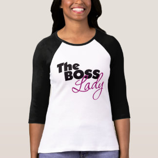 La señora de Boss Playeras