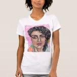 la señora de la fruta y de las flores camisetas