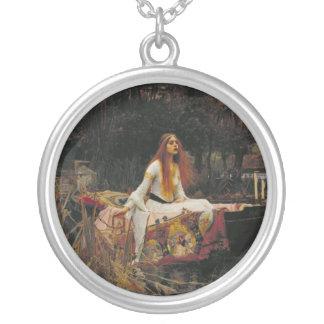 La señora de Shalott, John William Waterhouse Grimpolas
