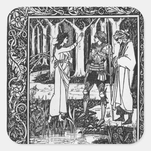 La señora del telleth Arturo del lago Colcomanias Cuadradass