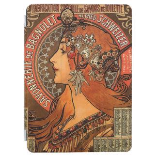La señora del zodiaco cover de iPad air