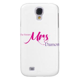 La señora futura Damon Funda Para Galaxy S4