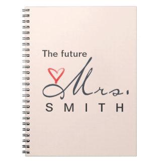 ¡La señora futura - modifique sus los propios para Notebook