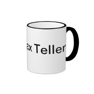 La señora Jax Teller Mug Taza A Dos Colores