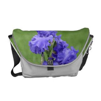 La señora las bolsas de mensajero del iris bolsa de mensajeria