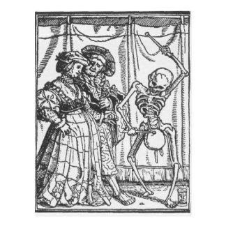 La señora noble de Hans Holbein el más joven Postales