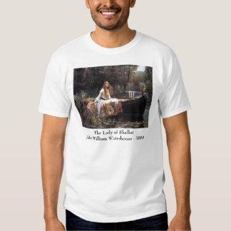 La señora Of Shallot T-Shirt Remeras