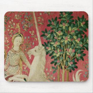 La señora y el unicornio: 'Sight Tapete De Raton