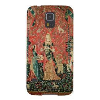 La señora y el unicornio: 'Smell Carcasa Galaxy S5