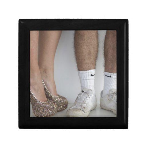 La señora y el vagabundo caja de recuerdo