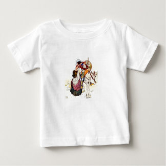 La separación es tal camisa dulce del bebé del