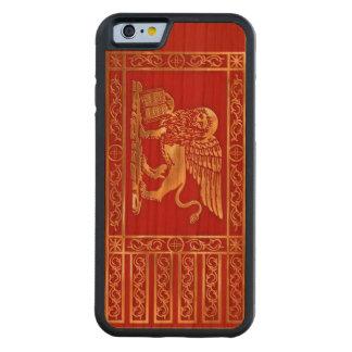 La Serenissima Carved® Cherry iPhone 6 Bumper Case