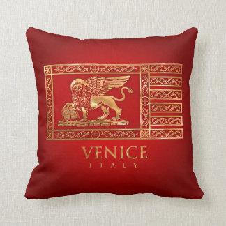 La Serenissima Throw Pillow