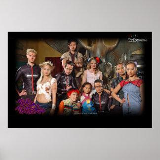 La serie 5 de la tribu - poster 2