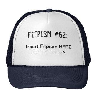 La serie de Flipism Gorros Bordados