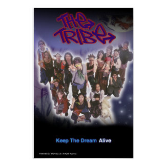 La serie de la tribu 1 poster