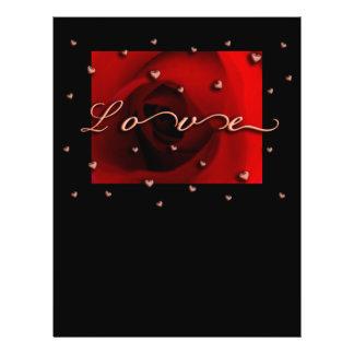 La serie del amor tarjeton