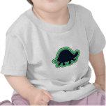 La serie una de la tortuga del armatoste camisetas
