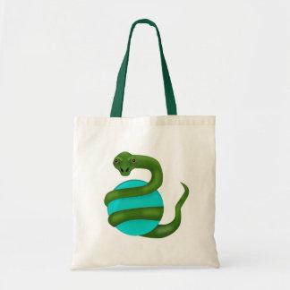 La serpiente bolsa tela barata